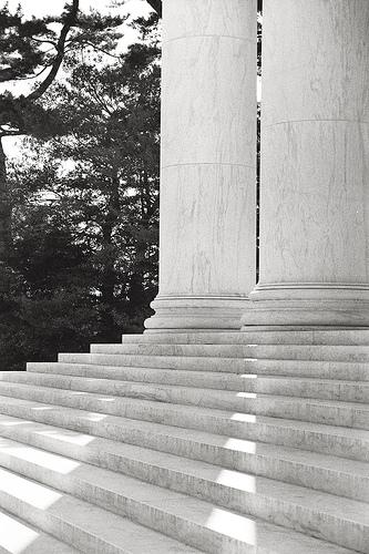 powierzchnie marmurowe - schody