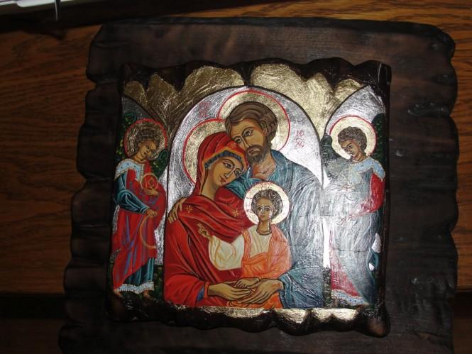 ikona św. Rodziny