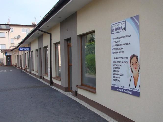 Vis Medica w Mosinie