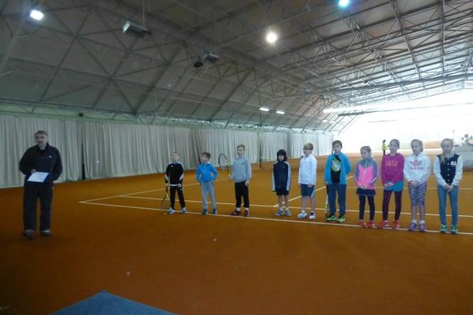 Turniej w ramach programu Tenis 10 w Puszczykowie