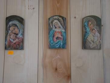 Galeria D. Helak - ikony, olej na desce, 65 zł (Custom)