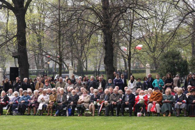 Obchody 76. rocznicy Zbrodni Katyńskiej