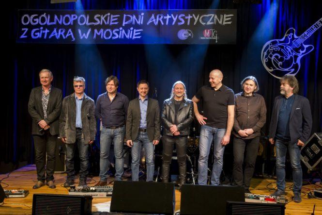 X Jubileuszowe Ogólnopolskie Dni Artystyczne z Gitarą w Mosinie
