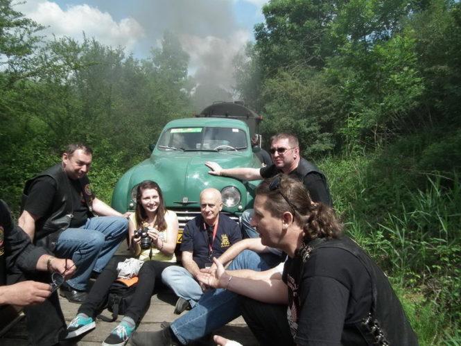 III zlot zabytkowych Saabów