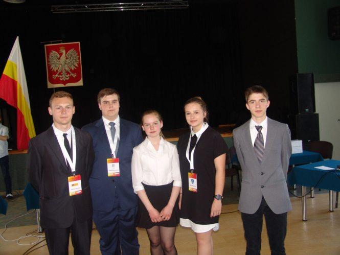 Pierwszy Młodzieżowy Sejm Rzeczypospolitej Mosińskiej - członkowie