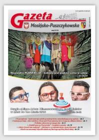 Maj - wydanie Gazety Mosińsko-Puszczykowskiej