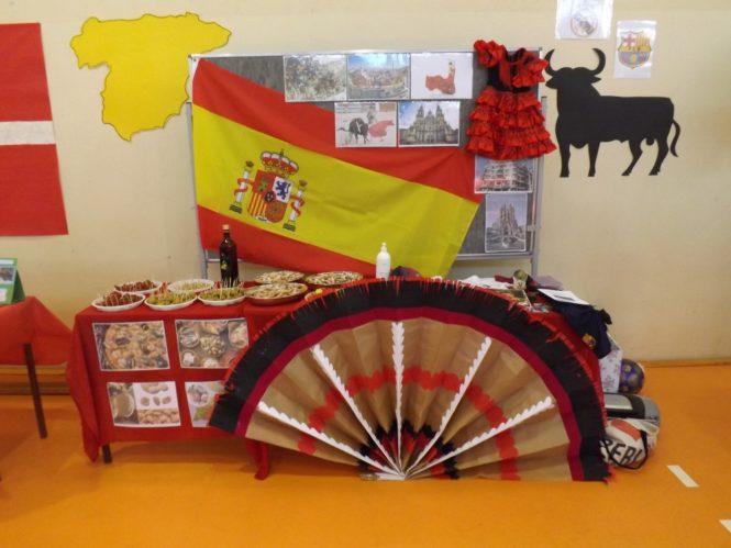 wystawa regionalna - Hiszpania