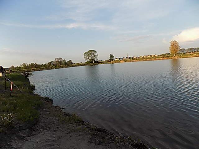 łowisko u Macieja w Krośnie