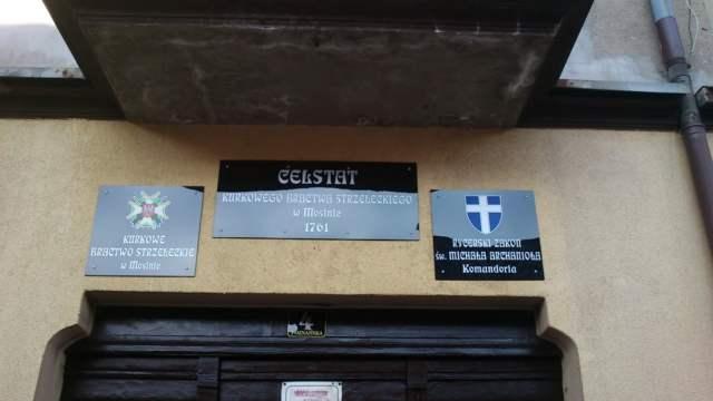 Kurkowe Bractwo Strzeleckie w Mosinie