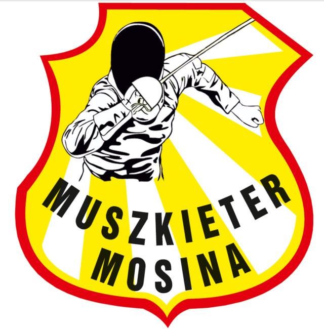 Muszkieter Mosina logo