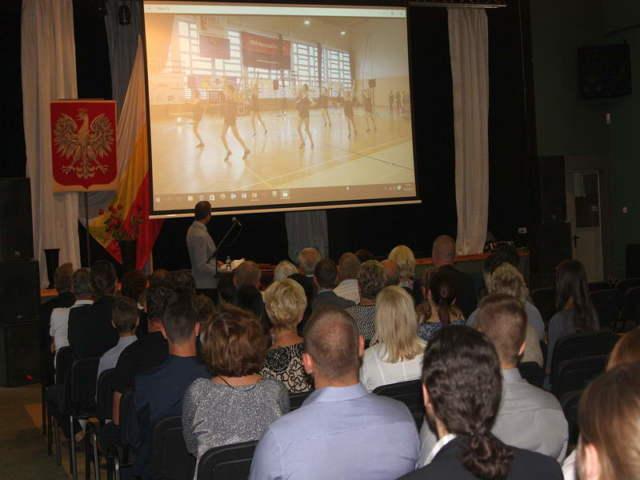 Uroczysta XXXIV sesja Rady Miejskiej w Mosinie