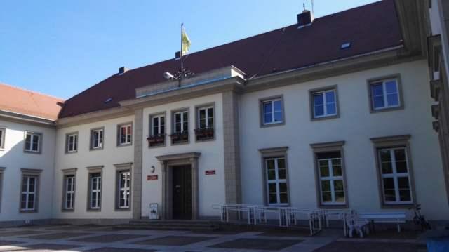 siedziba Wielkopolskiego Parku Narodowego