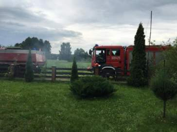 wozy strażackie JRG9