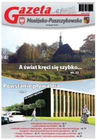 Listopad 2016 - wydanie Gazety Mosińsko-Puszczykowskiej