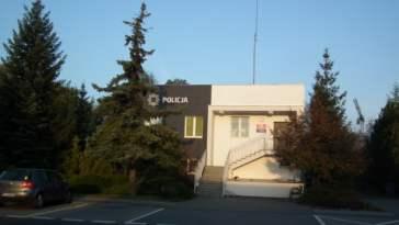 Komisariat - Policja w Puszczykowie
