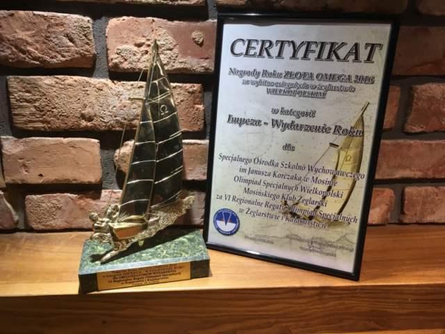 Nagroda w kategorii Impreza - Wydarzenie Roku