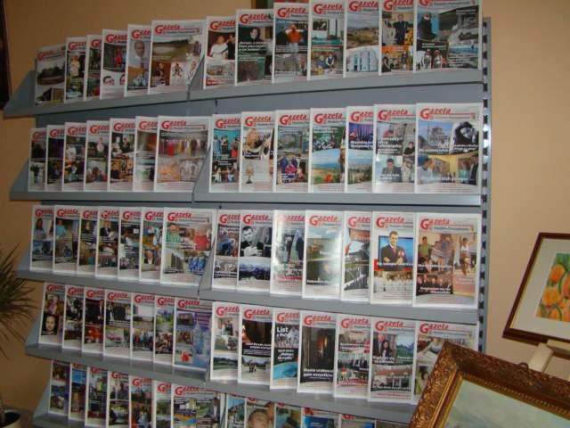 Reklama na łamach prasy: Gazeta Mosińska-Puszczykowska - wydania archiwalne