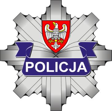 Policja Wielkopolska odznaka