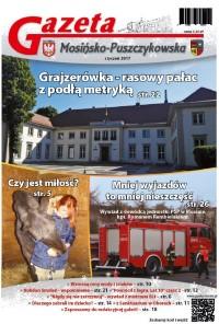 Styczeń 2017 - wydanie Gazety Mosińsko-Puszczykowskiej