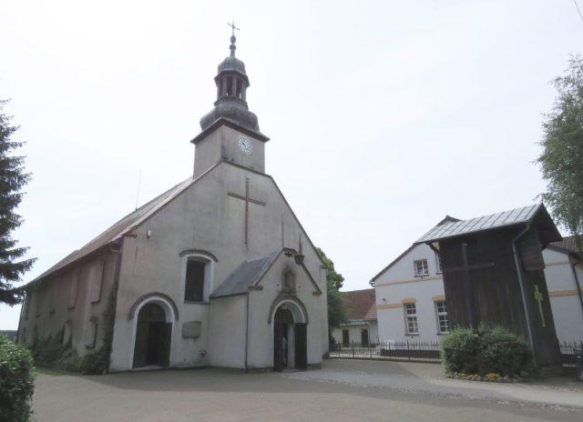 Kościół p.w. Matki Boskiej Częstochowskiej a