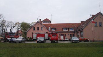 Jednostka straży pożarnej w Mosinie