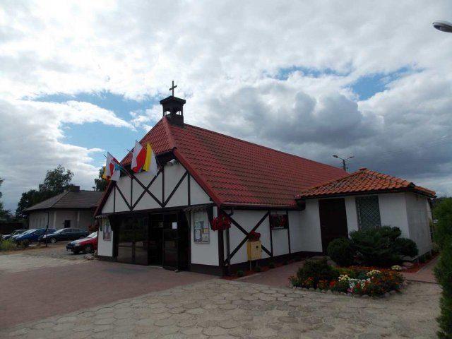 Parafia św. Augustyna w Czapurach - kościół