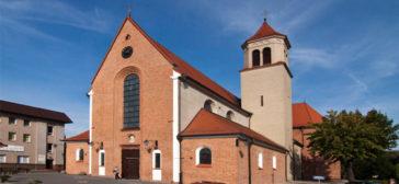 Parafia pw. św. Mikołaja w Mosinie - kościół Mosina