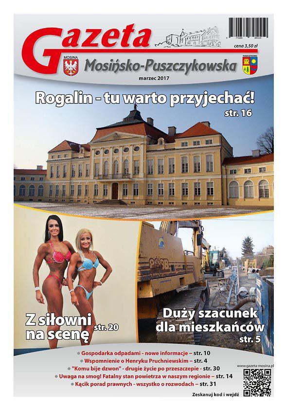 GMP Marzec 2017 - okładka