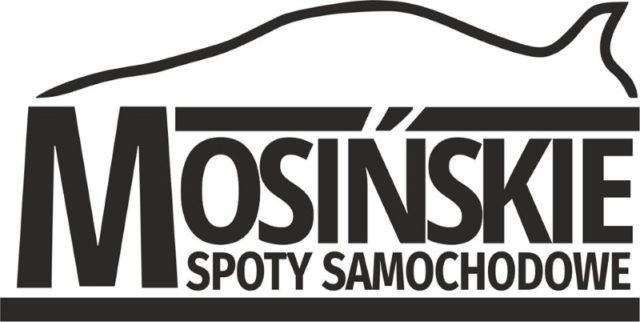 Mosińskie Spoty Samochodowe - logo