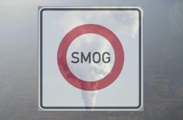 smog powietrze zanieczyszczone