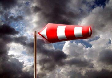 wiatr ostrzeżenie IMGW