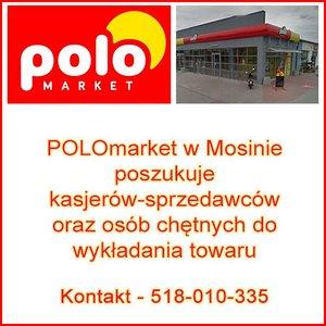 praca Polomarket w Mosinie