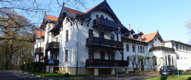 Szpital w Ludwikowie