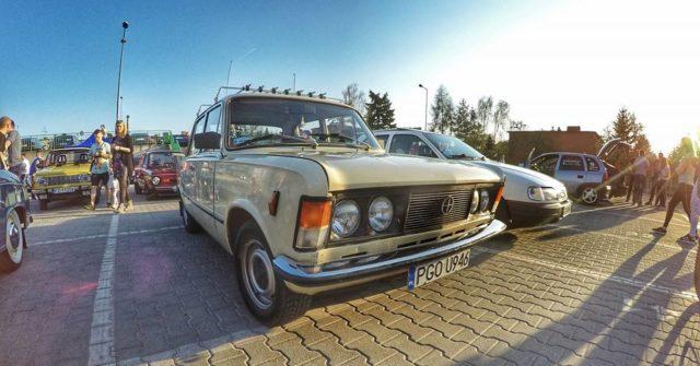 Mosińskie Spoty Samochodowe - fot. Race&stance Wolsztyn