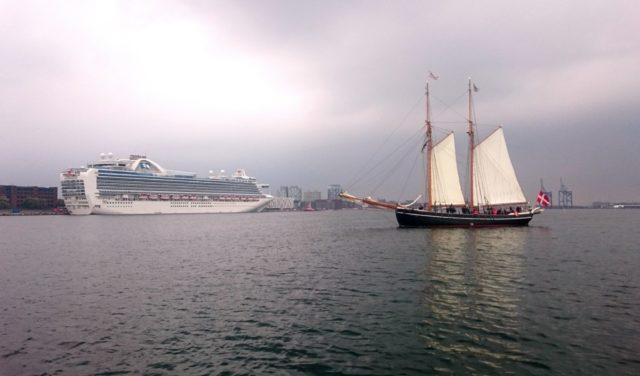 Kopenhaga - port