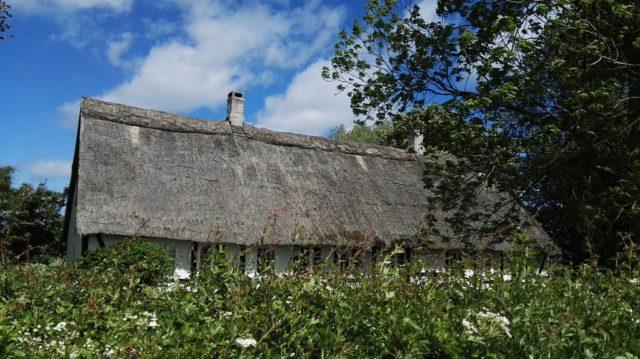 chata w Klintholm Havn