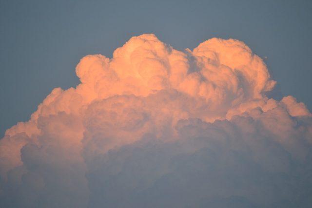 chmur burzowe