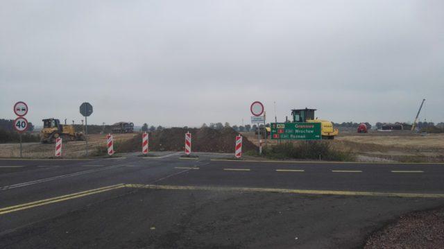 remont i zamknięcie drogi 431