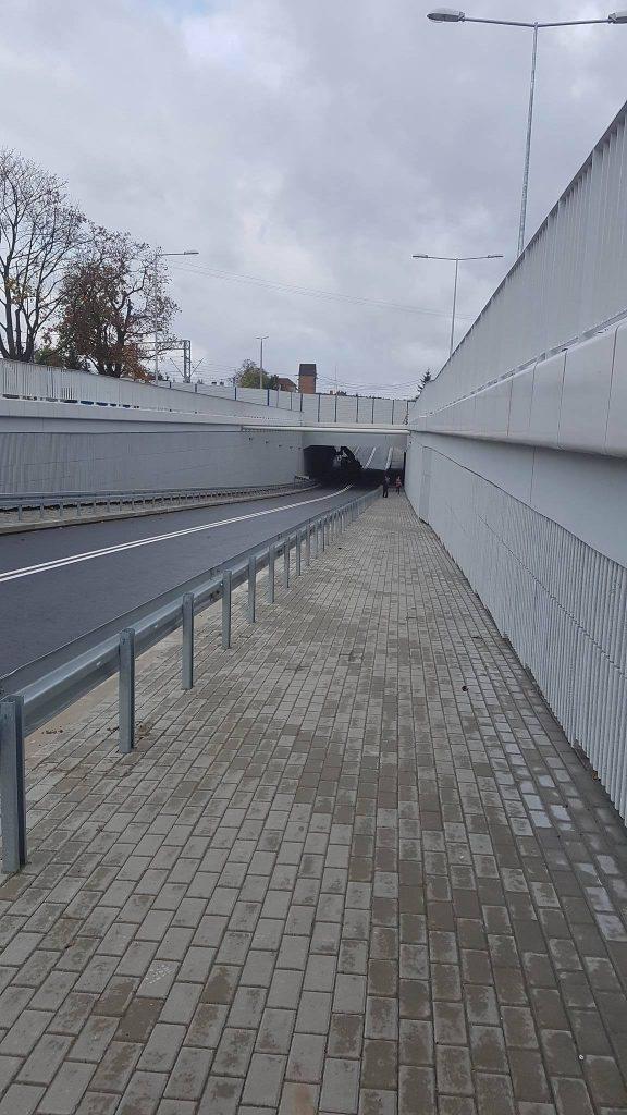 wiadukt kolejowy na Śremskiej fot. Rafał Bartkowiak