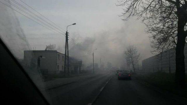 Smog wfot. Czytelnik GMP