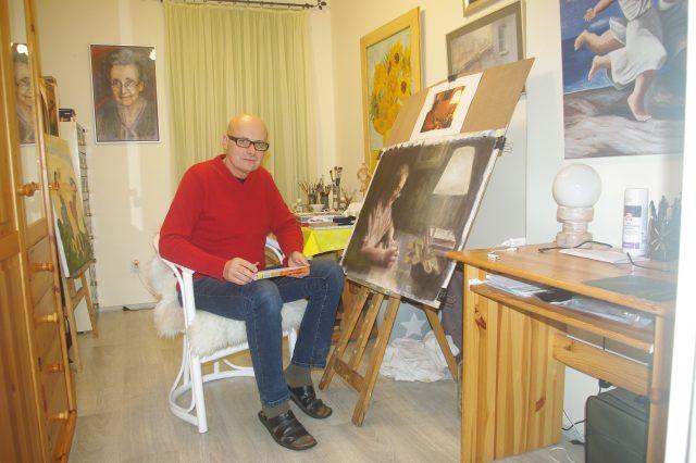 artysta Zbigniew Bogucki