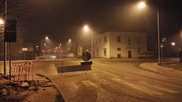 smog, zanieczyszczone powietrze Mosina