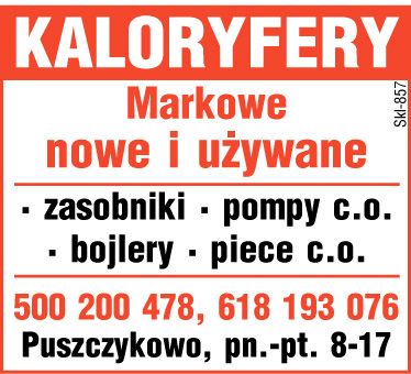kaolryfery Puszczykowo
