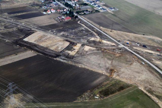 Budowa drogi ekspresowej S5 - Konarzewo