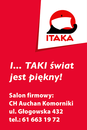 ITAKA Poznań Komorniki