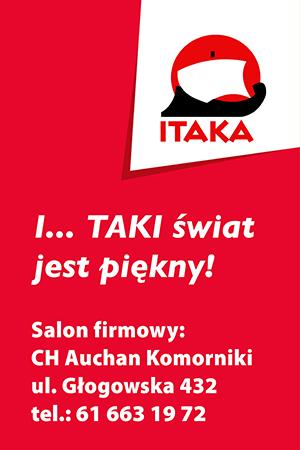 ITAKA Poznań Komorniki