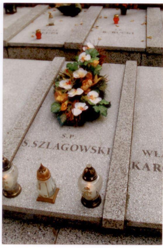 Ś.P. S. Szlagowski