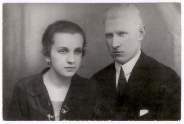 rodzice p. Wojciecha