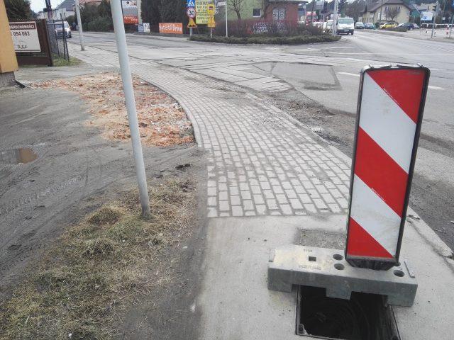 skrzyżowanie ulic Śremska/Leszczyńska/Mostowa/Wawrzyniaka
