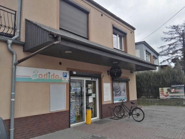 sklep Odido w Mosinie